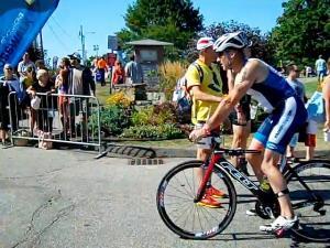 56 miles on the bike: Check