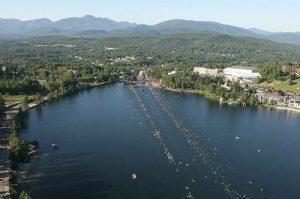 IMLP Swim in Mirror Lake
