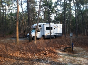 Bass River Campsite