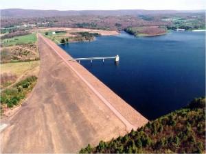 Beltzville Dam