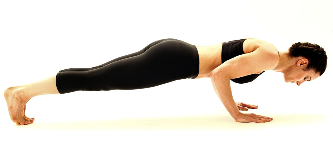 Yoga-Poses-Plank-Pose-Chaturanga-Dandasana