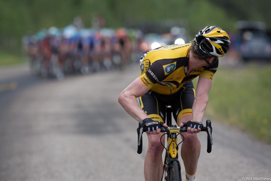 Tour of Utah stage two
