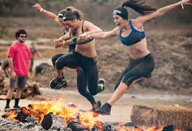 Being a human barbecue is more fun than triathlon?
