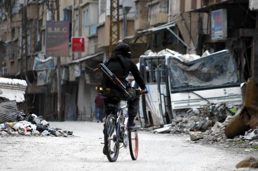 Necessary kit in Syria