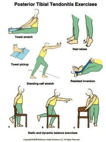Rehab Workout