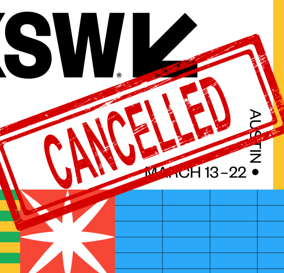 South by Southwest Cancelled